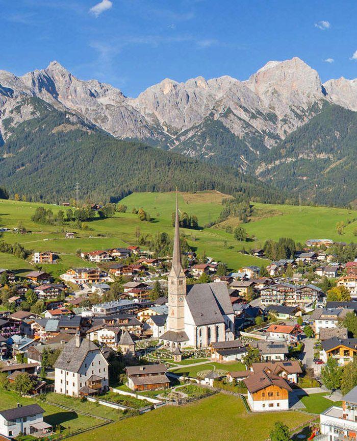 wetter maria alm österreich